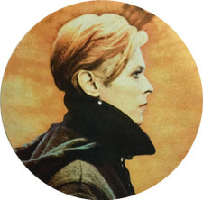 David Bowie - Low - Single Slipmat