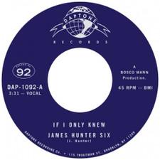 "James Hunter Six - If I Only Knew / Heartbreak - 7"" Vinyl"