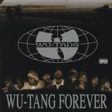 Wu-Tang Clan - Wu-Tang Forever - 4x LP Vinyl