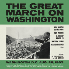 Various Artists - The Great March On Washington - LP Vinyl