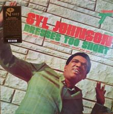 Syl Johnson - Dresses Too Short - LP Colored Vinyl