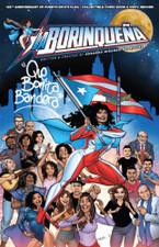 "Stretch & Bobbito + The M19s Band - Que Bonita Bandera - 7"" Picture Disc Vinyl+Comic Book"