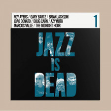 Adrian Younge & Ali Shaheed Muhammad - Jazz Is Dead 1 - 2x LP Vinyl