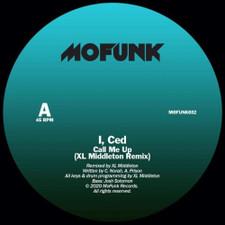 """I, Ced - Interpretations Remixes - 7"""" Vinyl"""