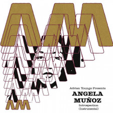Angela Munoz - Introspection (Instrumentals) - LP Vinyl