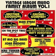 Various Artists - Vintage League Music Family Album Vol. 1 - LP Vinyl