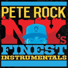 Pete Rock - NY's Finest Instrumentals - 2x LP Colored Vinyl