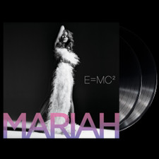 Mariah Carey - E=MC² - 2x LP Vinyl