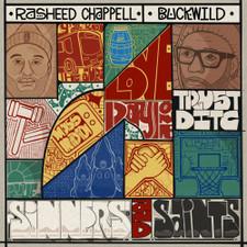 Rasheed Chappell & Buckwild - Sinners And Saints - LP Vinyl