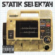 Statik Selektah - Population Control - 2x LP Vinyl