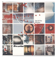 Bonobo - Dial 'M' For Monkey - 2x LP Vinyl