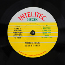 "White Mice - Step By Step - 7"" Vinyl"