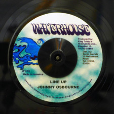 "Johnny Osbourne - Line Up - 7"" Vinyl"