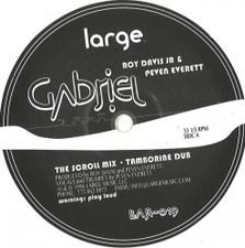 "Roy Davis Jr & Peven Everett - Gabriel - 12"" Colored Vinyl"