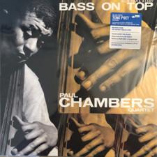 Paul Chambers Quartet - Bass On Top - LP Vinyl