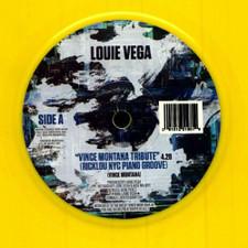 """Lou Vega - Vince Montana Tribute - 7"""" Colored Vinyl"""