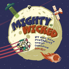 "Chmielix - Mighty Wicked - 7"" Vinyl"