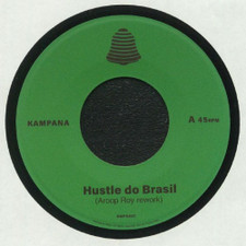 "Aroop Roy - Hustle do Brasil - 7"" Vinyl"