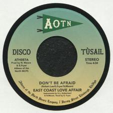 """East Coast Love Affair - Don't Be Afraid - 7"""" Vinyl"""