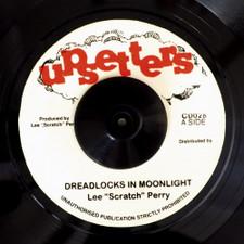 """Lee """"Scratch"""" Perry - Dreadlocks In Moonlight - 7"""" Vinyl"""