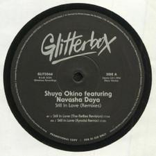"""Shuya Okino - Still In Love (Remixes) - 12"""" Vinyl"""