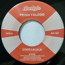 """Trish Toledo - Coco Lalala - 7"""" Vinyl"""