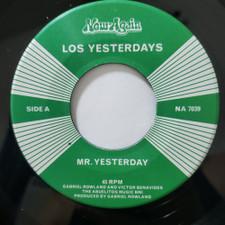 """Los Yesterdays - Mr. Yesterday - 7"""" Vinyl"""