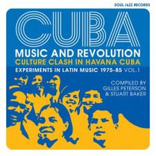 Various Artists - Cuba: Music & Revolution - Culture Clash In Havana Cuba - 3x LP Vinyl