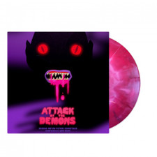 John Dixon - Attack Of The Demons - LP Colored Vinyl