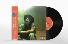 J Scienide - The Actual Heat - LP Vinyl