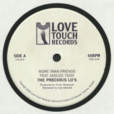 "The Precious Lo's & Maylee Todd - More Than Friends - 7"" Vinyl"
