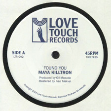 "Maya Killtron - Found You - 7"" Vinyl"