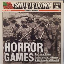 "The Jack Moves - Horror Games - 7"" Vinyl"