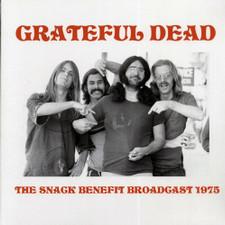 The Grateful Dead - The Snack Benefit Broadcast 1975 - LP Vinyl