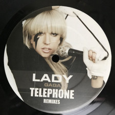 "Lady Gaga - Telephone (Remixes) - 12"" Vinyl"