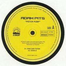 "Adam Pits - Piston Pump - 12"" Vinyl"