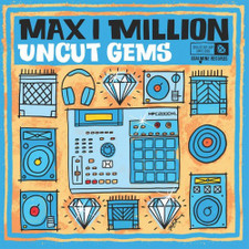 Max I Million - Uncut Gems - LP Colored Vinyl