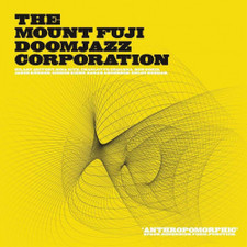 The Mount Fuji Doomjazz Corporation - Anthropomorphic - 2x LP Colored Vinyl