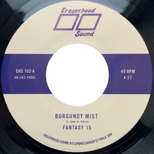 """Fantasy 15 - Burgundy Mist / Percy St. - 7"""" Vinyl"""