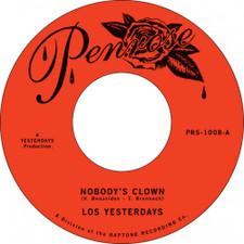 """Los Yesterdays - Nobody's Clown - 7"""" Vinyl"""