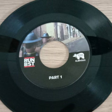 "DJ Bacon - RUN BST Megamix - 7"" Vinyl"