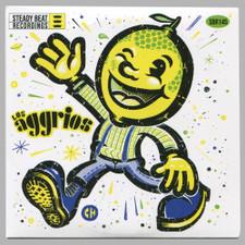 """Los Aggrios - Alcohol - 7"""" Vinyl"""