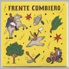 "Frente Cumbiero - Porrovia - 7"" Vinyl"