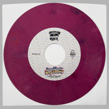 "Isidro Cuevas y Willie Cabanas - Cumbia Dimension - 7"" Colored Vinyl"