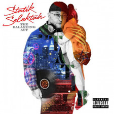 Statik Selektah - The Balancing Act - 2x LP Vinyl