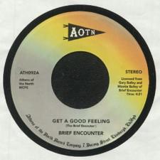 "Brief Encounter - Get A Good Feeling - 7"" Vinyl"