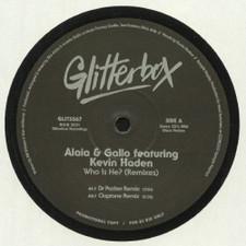"""Alaia & Gallo - Who Is He? (Remixes) - 12"""" Vinyl"""