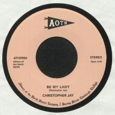"Christopher Jay - Be My Lady - 7"" Vinyl"