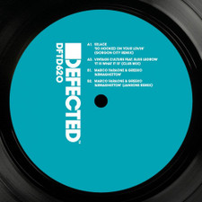 "Various Artists - Sampler Ep 10 - 12"" Vinyl"
