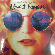 Various Artists - Almost Famous - 2x LP Colored Vinyl